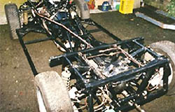 3L Rolling Chassis